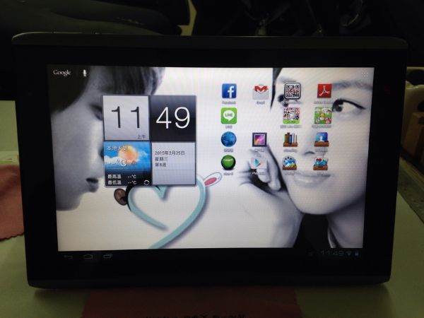 Acer ICONIA Tab A500 Wi-Fi